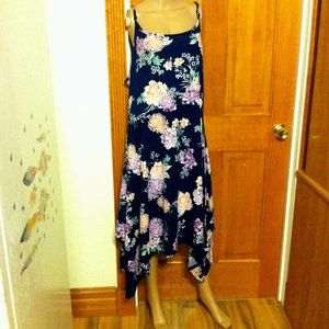 Rouge Collection Floral Dress